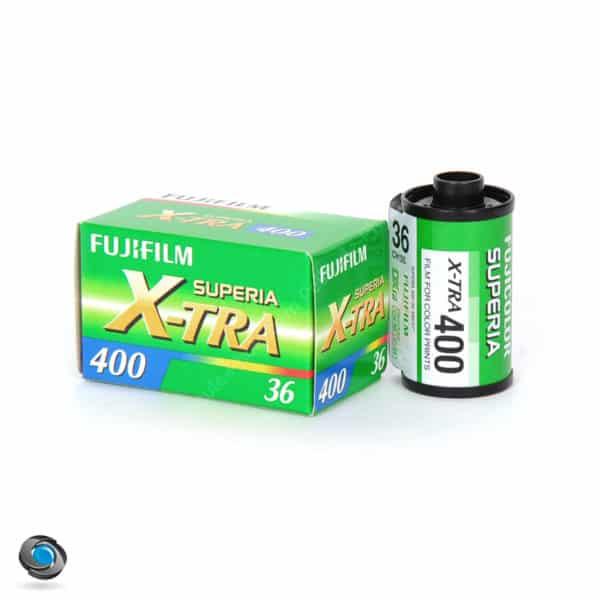 pellicule Fuji Superia X-TRA 400 ISO 36 poses