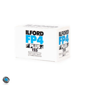 Pellicule Noir et Blanc Ilford FP4 125 ISO 24 poses