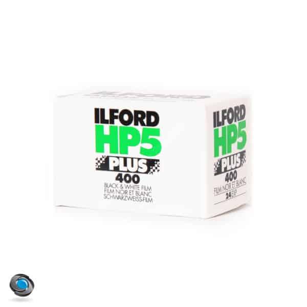 Pellicule Noir et Blanc Ilford HP5 24 poses 400 ISO
