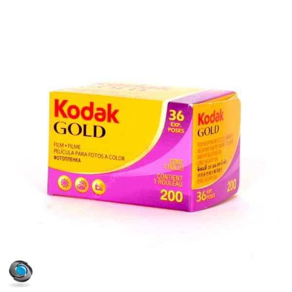 pellicule Kodak GOLD 200 ISO 36 poses
