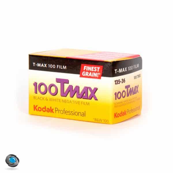Pellicule Kodak TMax 100 ISO 36 poses