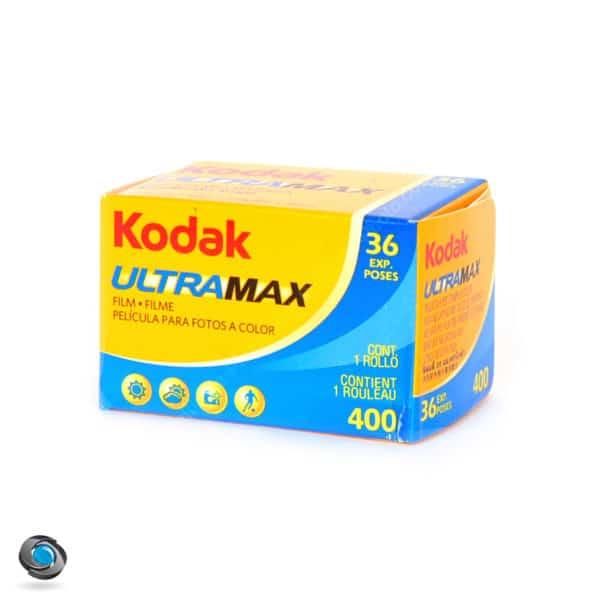 Pellicule KODAK ULTRAMAX 400 36 poses