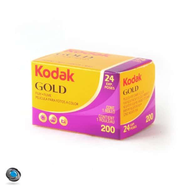 film argentique Kodak gold 200 24 poses
