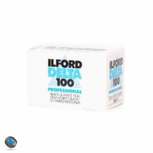 Pellicule Noir et Blanc Ilford Delta 100 24 poses