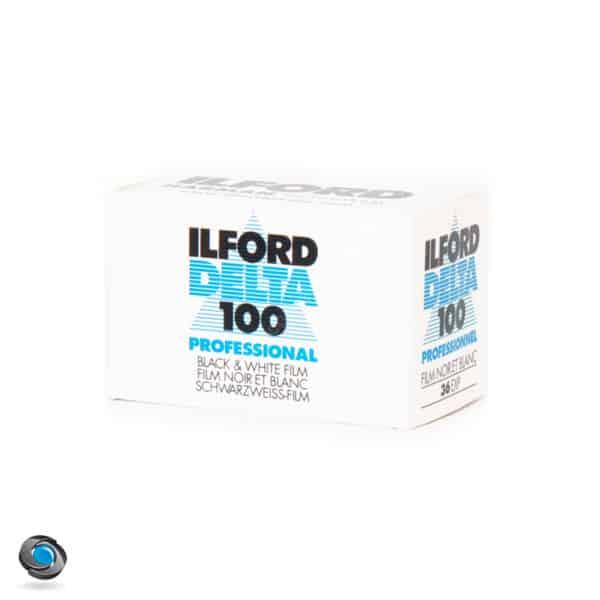 Pellicule Noir et Blanc Ilford Delta 100 36 poses