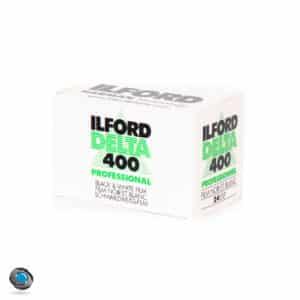 Pellicule Noir et Blanc Ilford Delta 400 24 poses 400 ISO