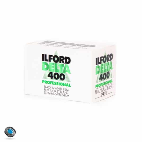 Pellicule Noir et Blanc Ilford Delta 400 36 poses