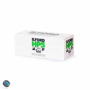 Pellicule Noir et Blanc 120 Ilford HP5 400 ISO