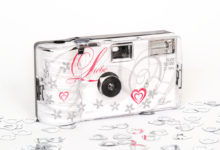 appareil photo jetable LOVE 27 photos