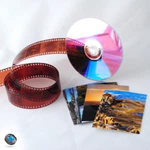 développement pellicule argentique appareil photo jetable