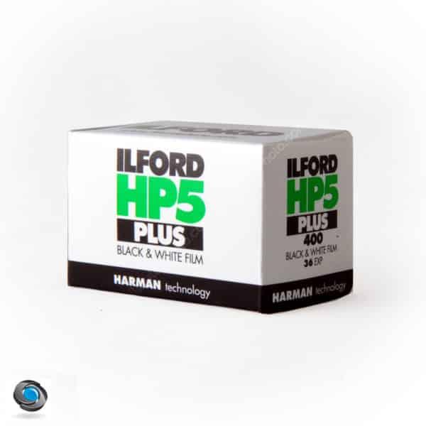 Pellicule Ilford HP5+ noir et blanc 400 ISO 36 poses