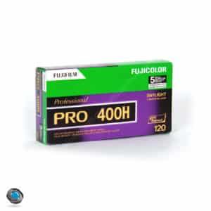 Pellicule Fuji Pro 400 H 120 boîte de 5