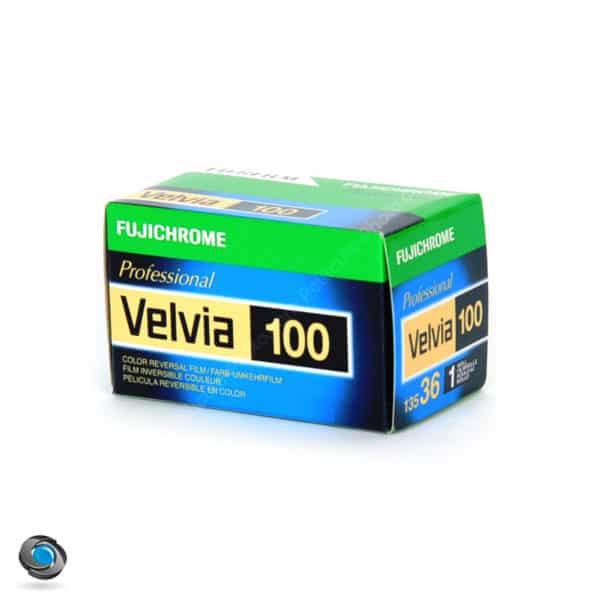 Pellicule diapositive Fuji Velvia 100 36 poses