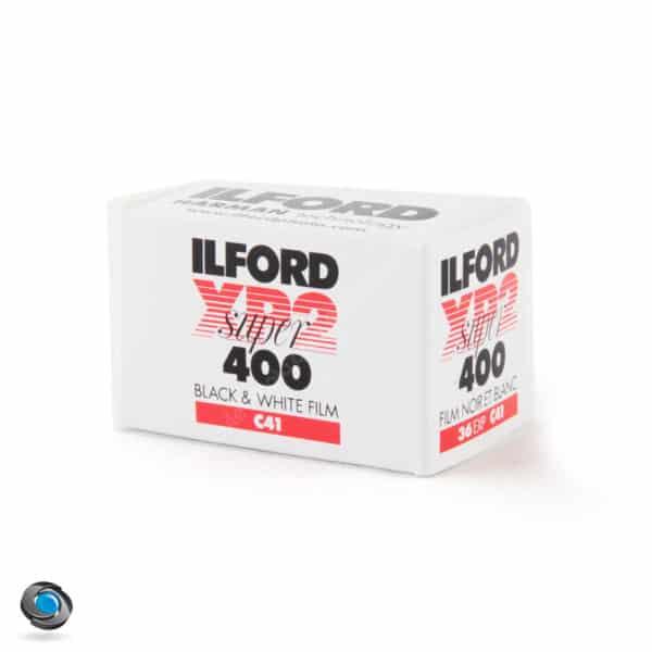 Pellicule Ilford XP2 Noir et Blanc