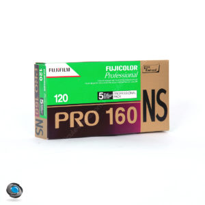 Pellicule couleur Fuji Pro 160NS 120