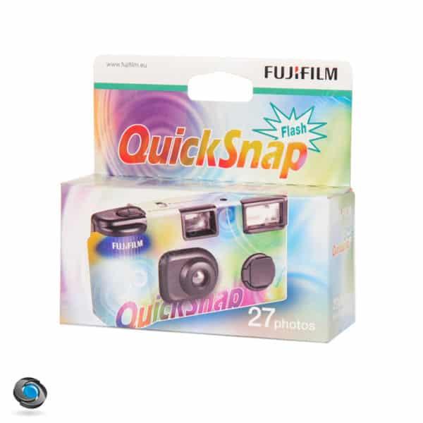 Appareil jetable Fuji Quicksnap flash 27 photos