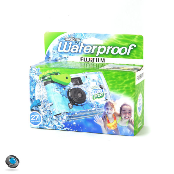 Appareil photo jetable étanche Fui 27 poses Waterproof