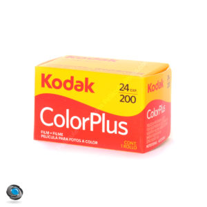 Kodak ColorPlus 24 poses