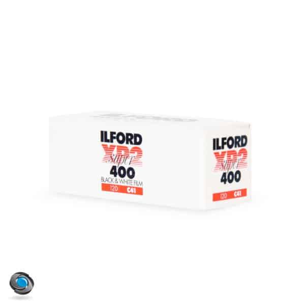 pellicule Ilford XP2 format 120 400 ISO