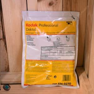 Kodak Dektol révélateur papier noir et blanc