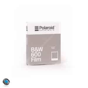 Recharge 8 photos Polaroid 600 Noir et Blanc