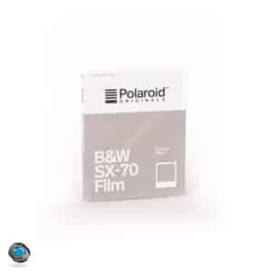 recharge 8 photos noir et blanc Polaroid Sx-70