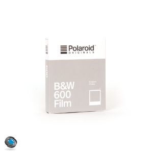 Film Polaroid 600 BW Noir et blanc