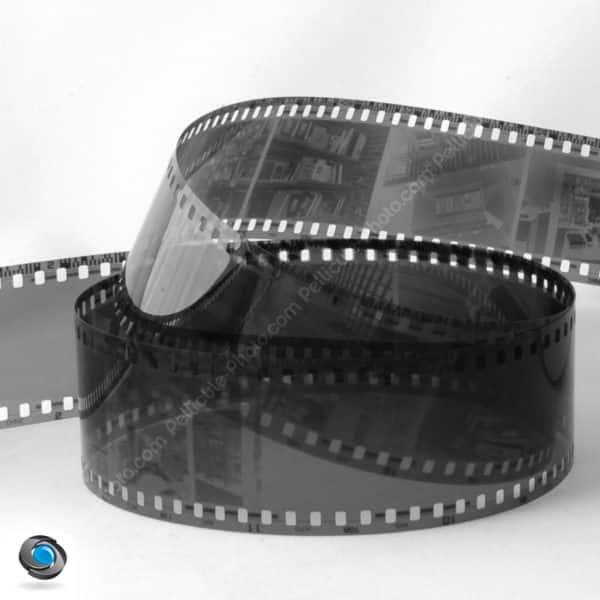 développement pellicule noir et blanc