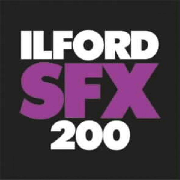 ILFORD SFX 200 135 36