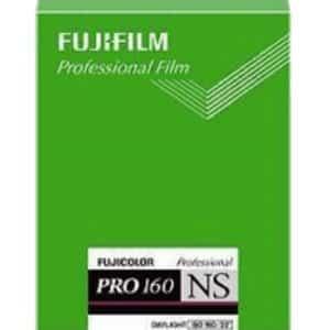 FUJI PRO 160 NS 4x5'' boite de 20 plans films