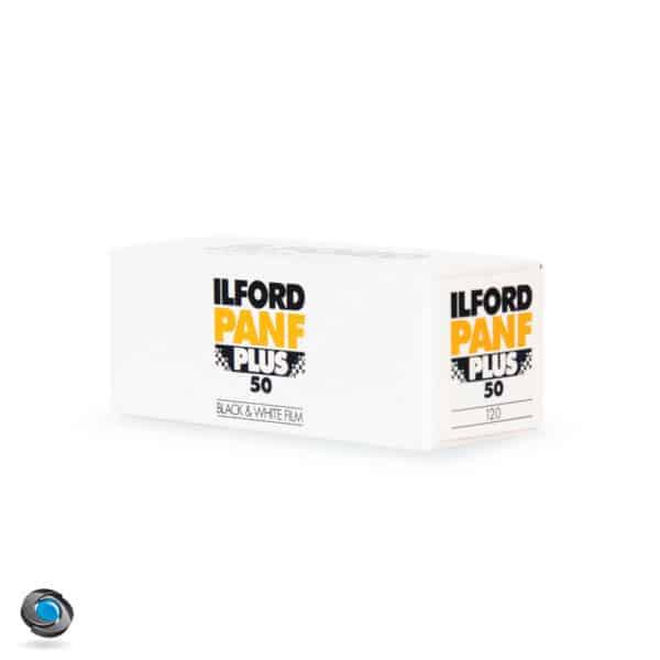 Pellicule Noir et Blanc Ilford Pan F 50 ISO