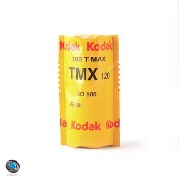Pellicule noir et blanc Kodak TMax 100 TMX format 120