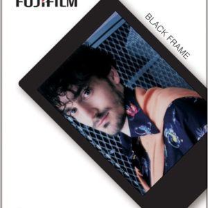 1 Film fuji instax mini black frame