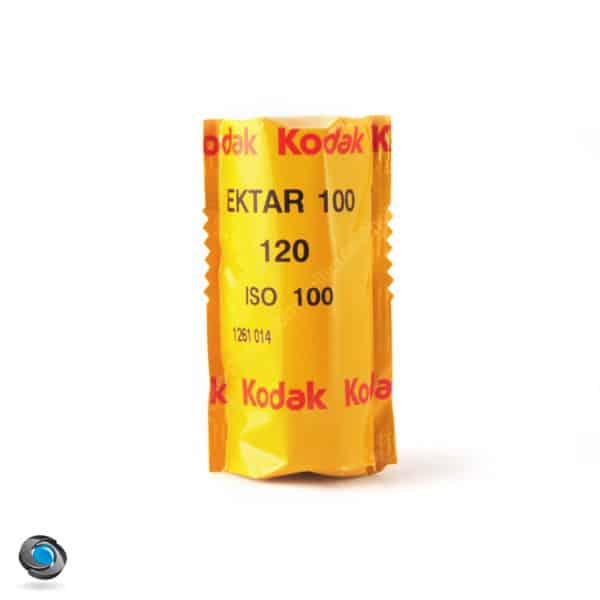Pellicule 120 couleur Kodak Ektar 100