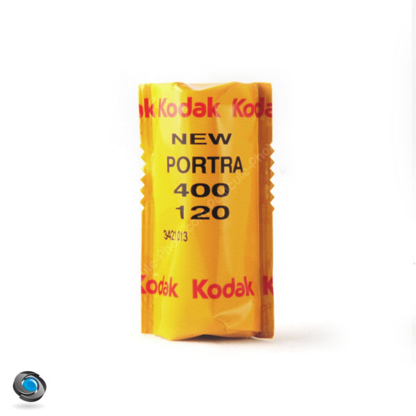 Pellicule Porta 400 format 120