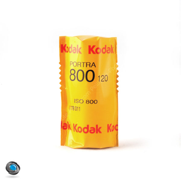 Pellicule couleur Kodak Portra 800 ISO