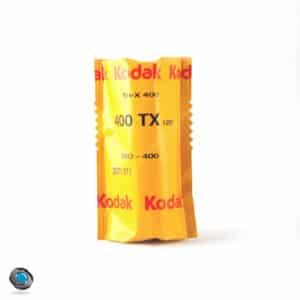 Pellicule Noir et Blanc Kodak Tri-X 400 TX format 120