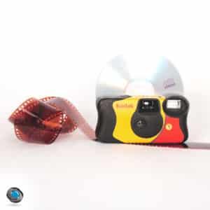 Appareil photo jetable Kodak développement compris