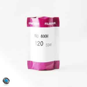 Film couleur 120 Fujifilm Pro 400H à l'unité