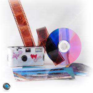 appareil photo jetable mariage Butterfly développement compris