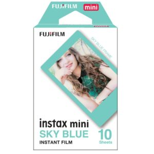 Fuji Instax Mini Sky Blue