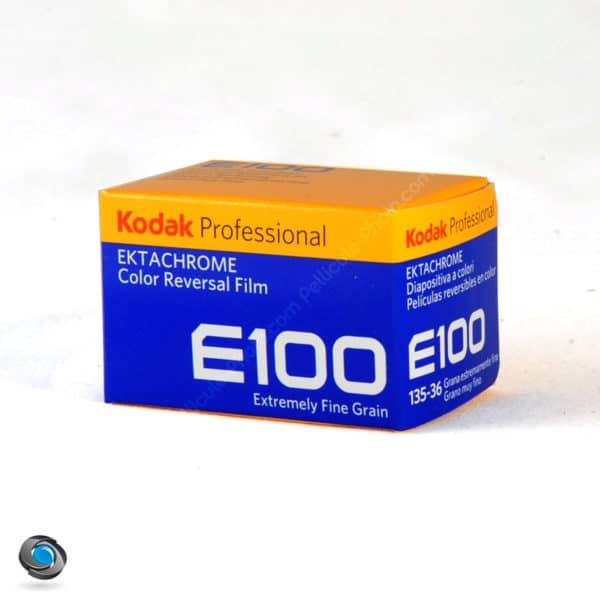Pellicule diapositives Kodak Ektachrome E100