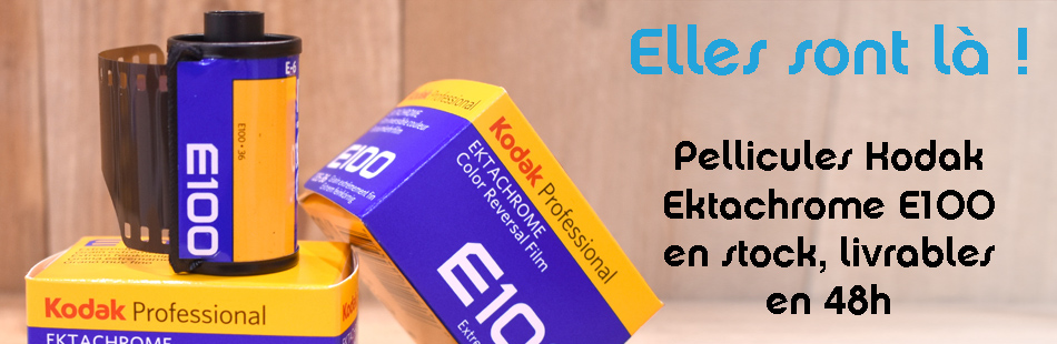 Pellicule Ektachrome