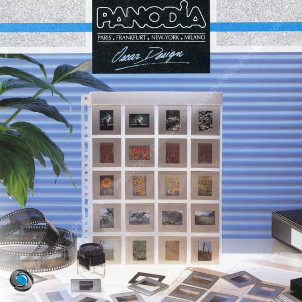 Feuillets de classement diapo Panodia