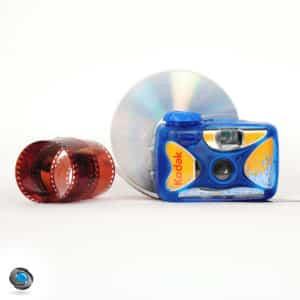 Appareil jetable Kodak Waterproof développement compris