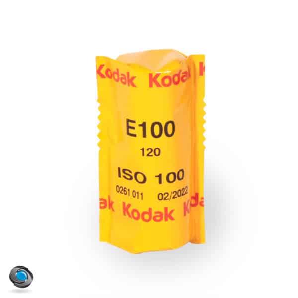 film 120 inversible Kodak Ektachrome E100