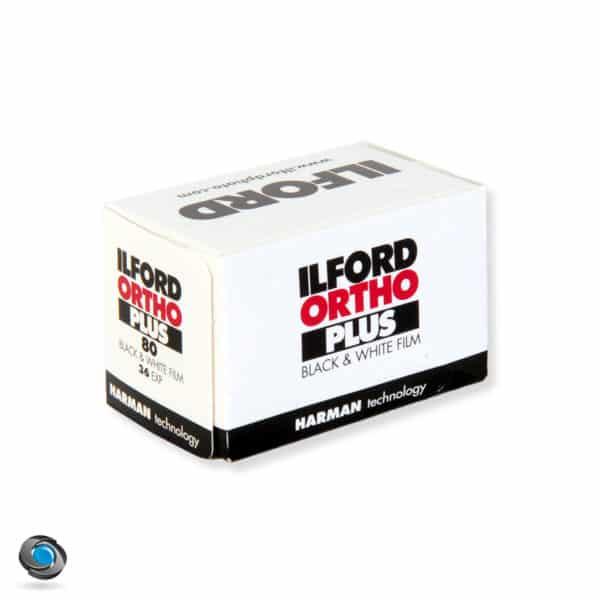 pellicule noir et blanc Ilford Ortho 36 poses