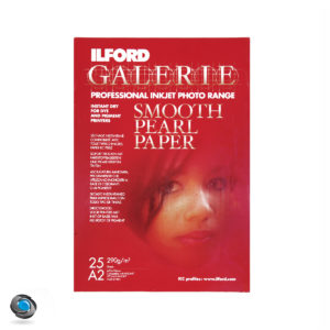 Papier photo ILFORD Galerie Smooth Pearl format A2