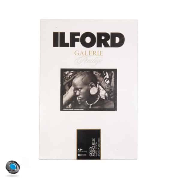 Papier ILFORD Prestige Gold Mono Silk pour Noir et Blanc format A3