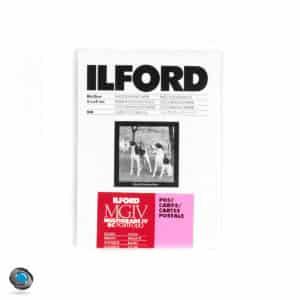 papier Iloford MG IV portfolio